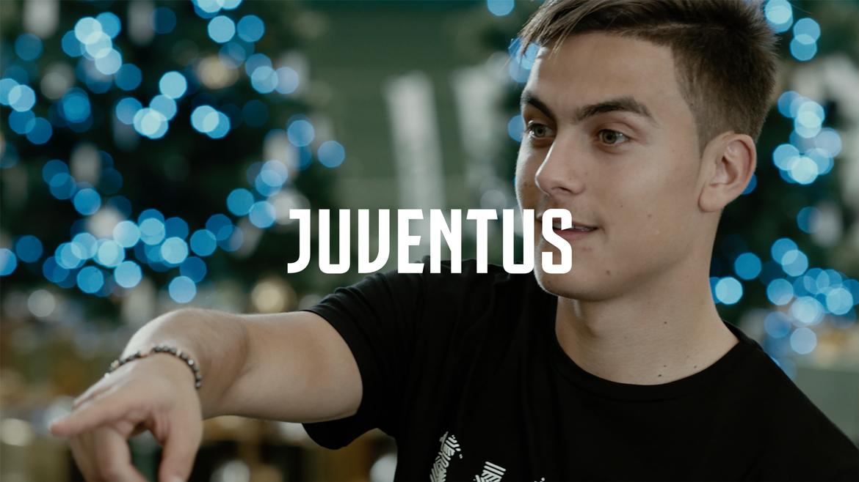 Juventus Christmas Video